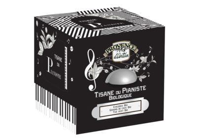 BOITE METAL TISANE DU PIANISTE PRCM020