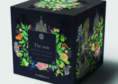 Plantasia-thé noir gout russe bio